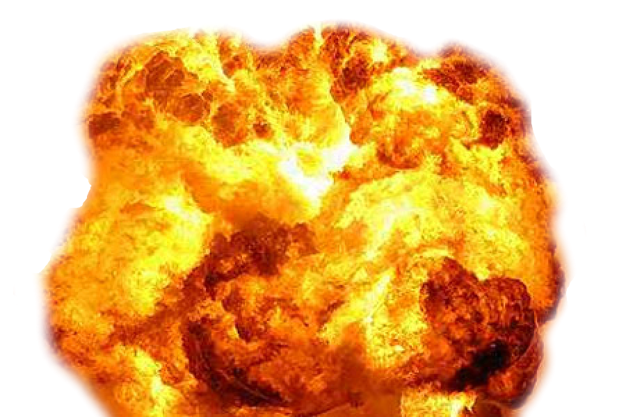 Explosion clipart nuclear disaster. Free transparent pictures icons