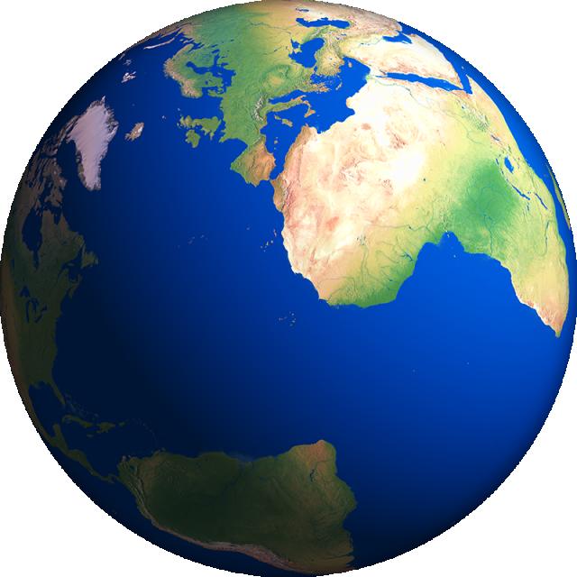 Planet clipart print.  d earth render