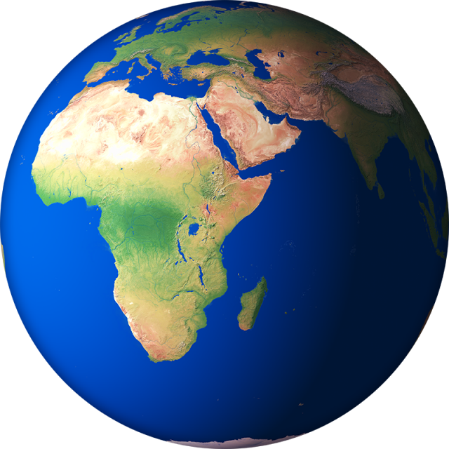 d earth render. Planeten clipart 3d globe