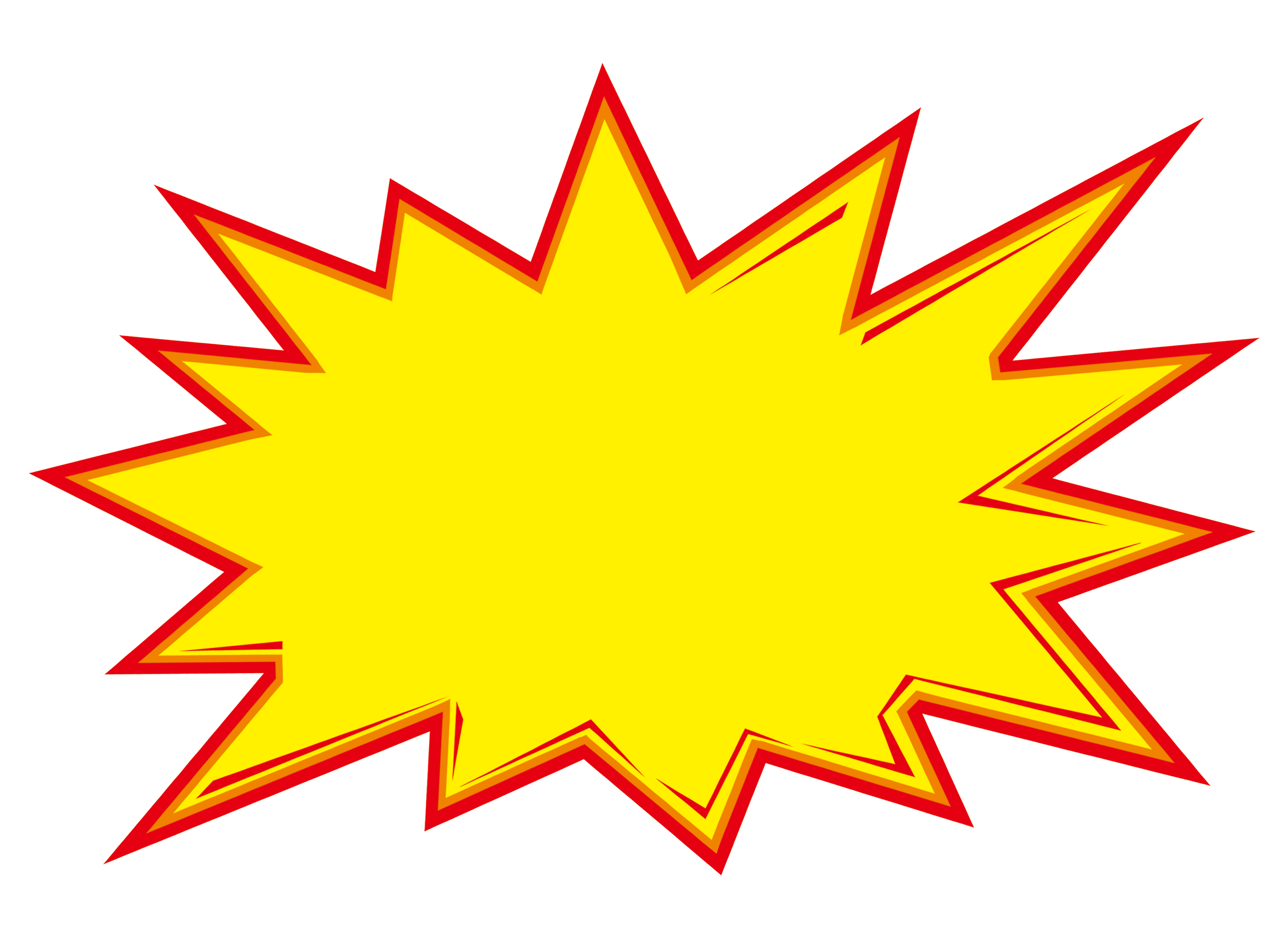 Icon design transprent png. Clipart explosion price tag