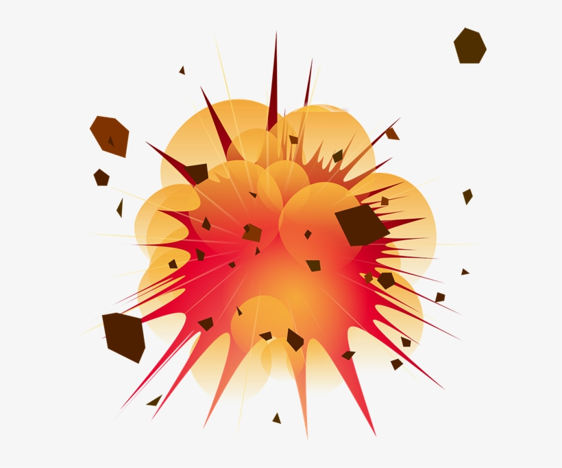 Clipart explosion rock. Nuclear explosive history of