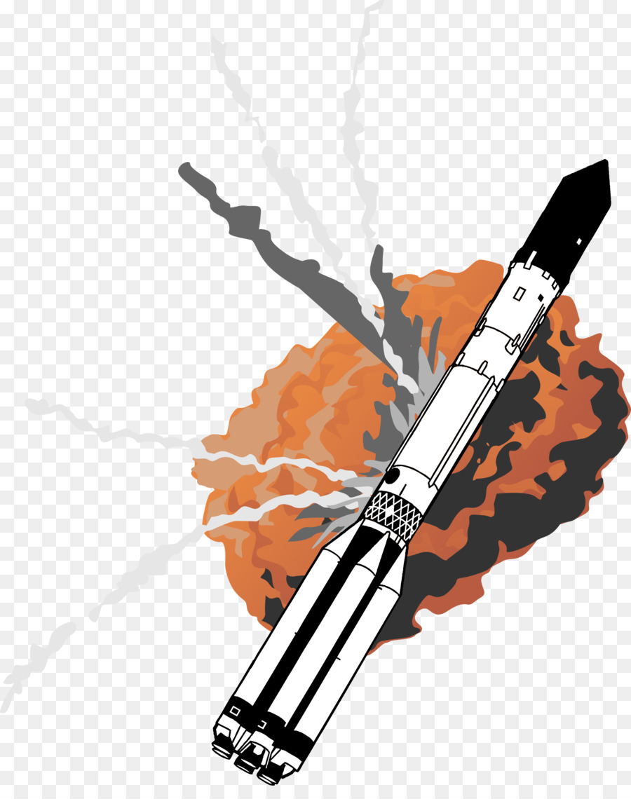 Space shuttle background png. Clipart explosion rocket explosion