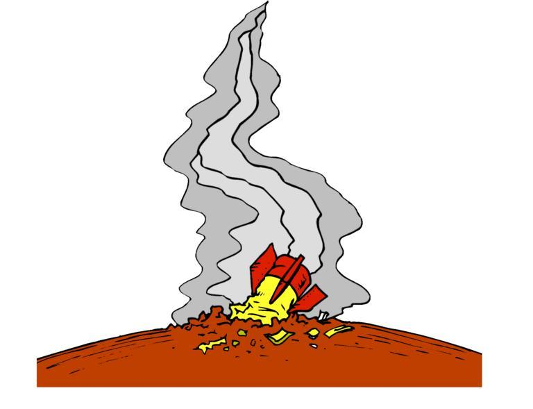 Clipart explosion rocket explosion. Free explosions download clip