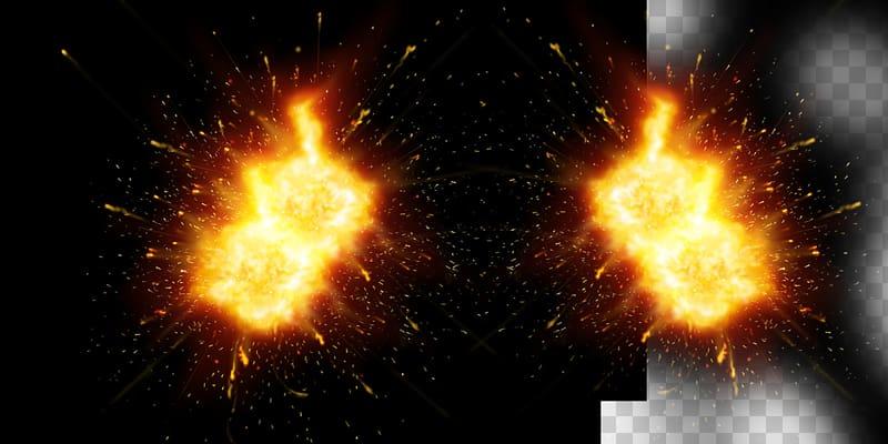 Google u explosions transparent. Explosion clipart space explosion