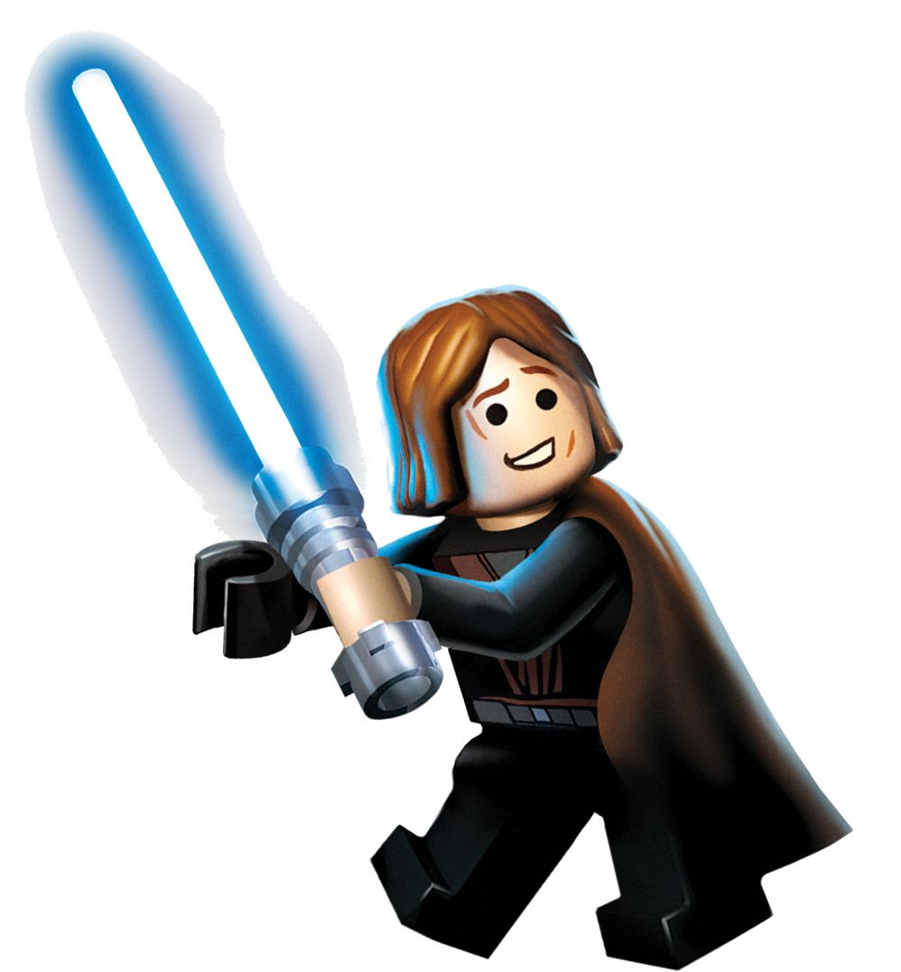 Anakin skywalker star wars. Starwars clipart person lego
