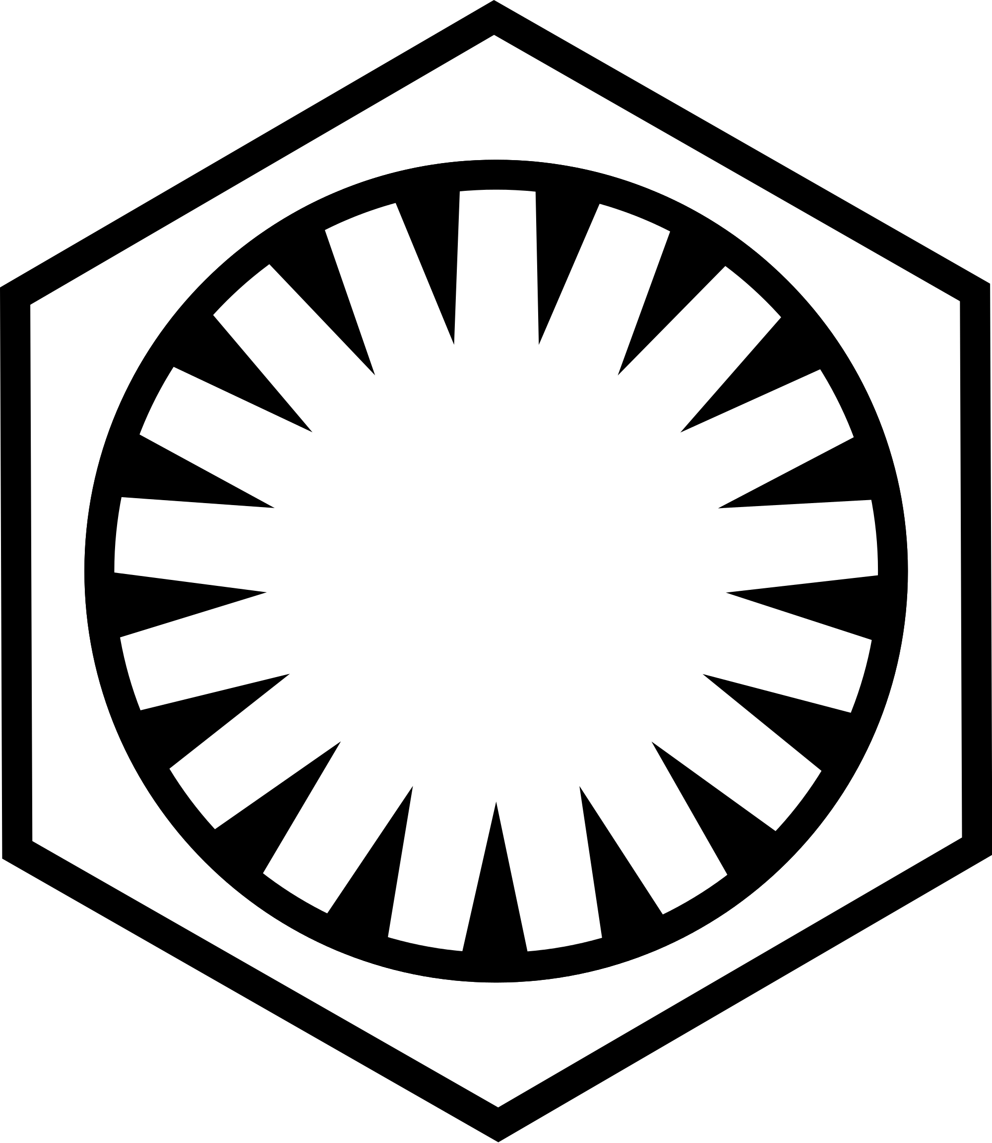 Youtube clipart star wars. First order wikipedia emblem