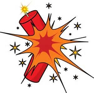 Dynamite files . Clipart explosion svg