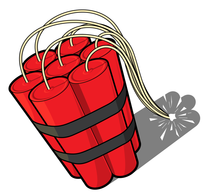 Dynamite png images free. Clipart explosion tnt bomb