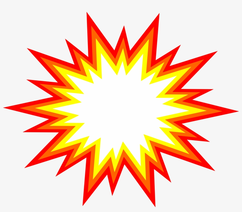 Freeuse download comic png. Explosion clipart starburst