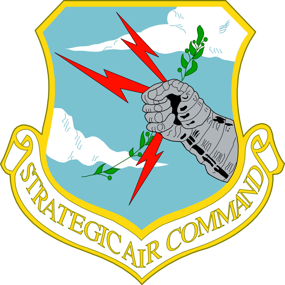 Air command wikipedia . Missions clipart strategic