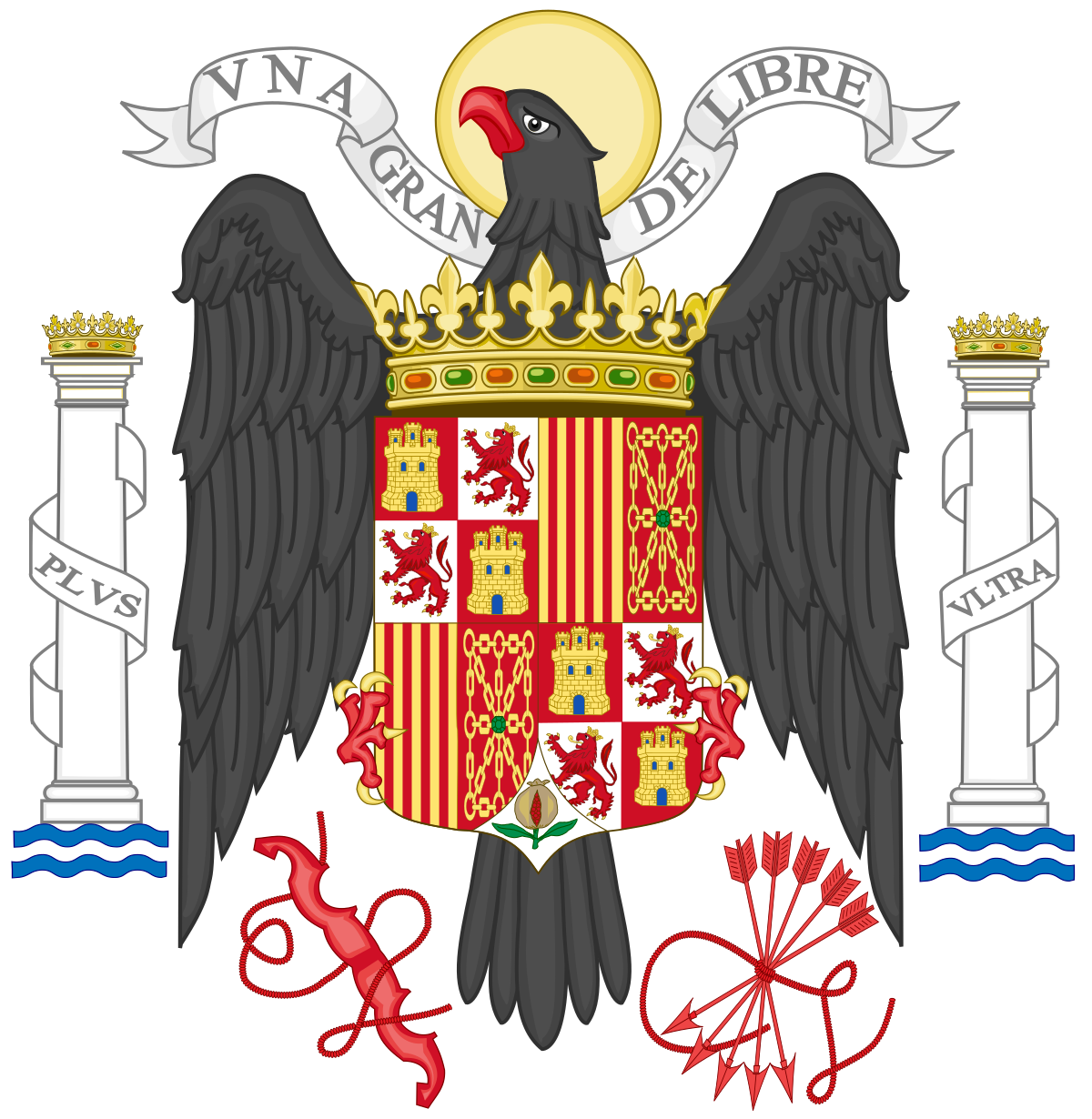 Leader clipart autocracy. Spain during world war
