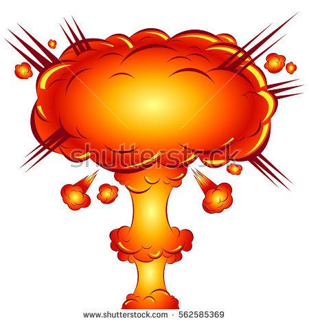 clipart explosion ww2 bomb