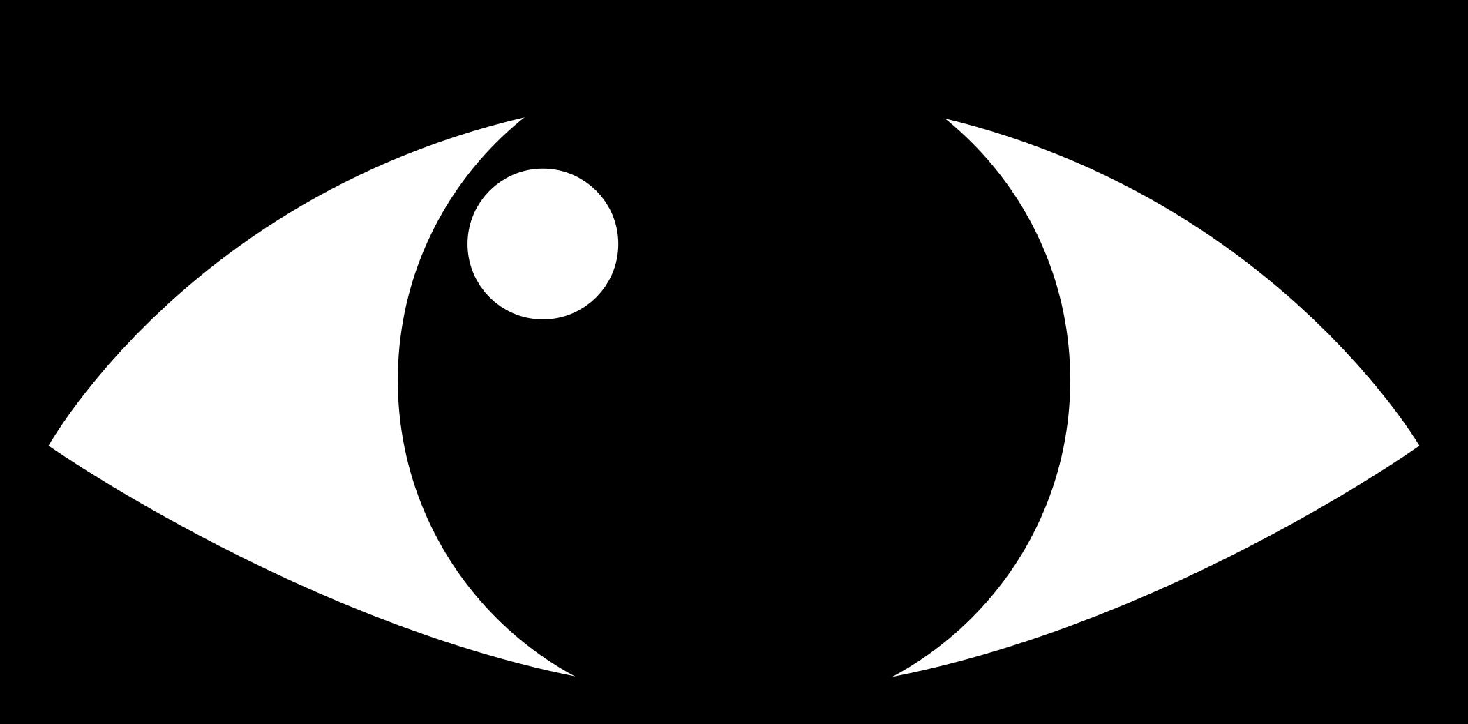 Clipart eye. Big image png