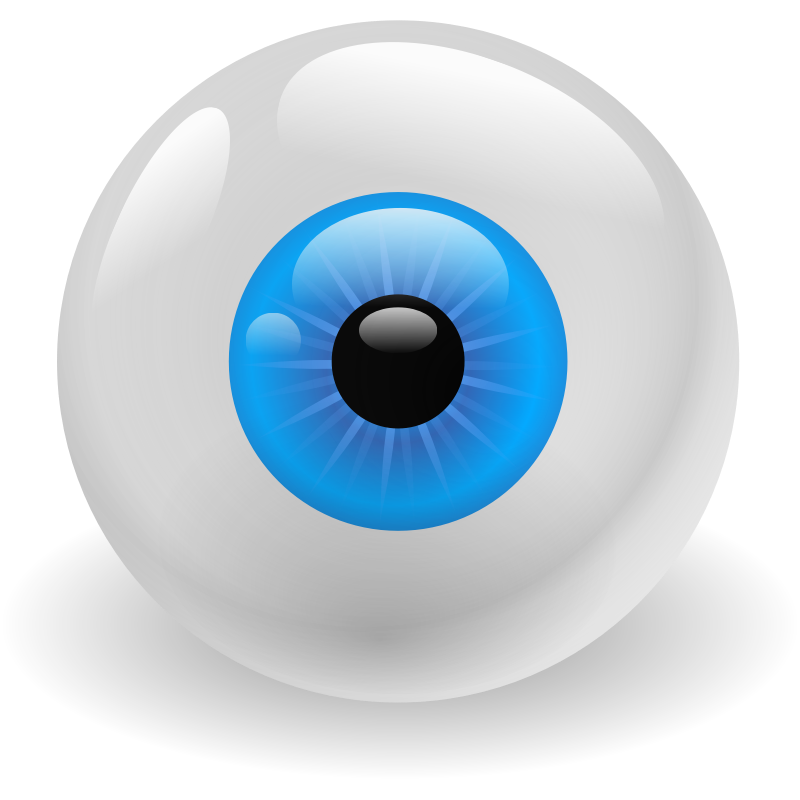 Clipart eye alien. Big eyes clip art
