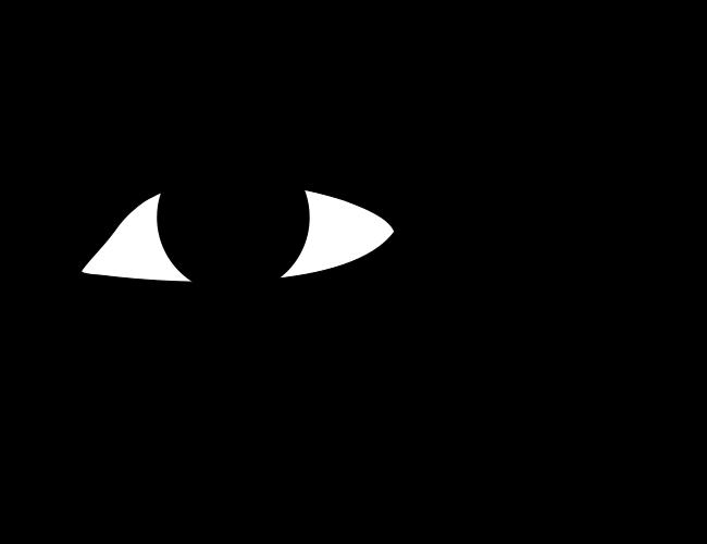 Eyeball clipart dark eyes. File eye of horus