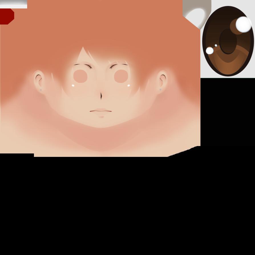 Eyes clipart brown eye. Face texture by imaginaryalchemist