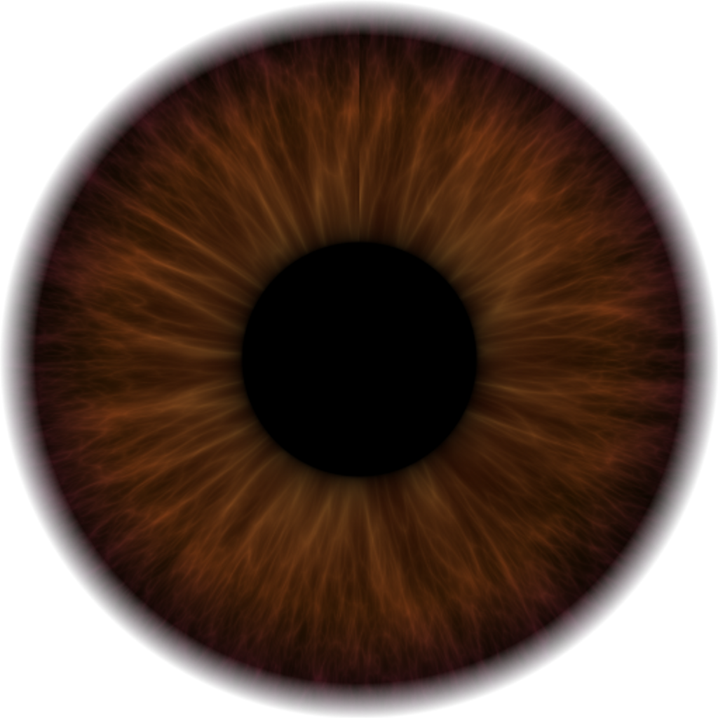 Iris fre. Eyes clipart brown eye