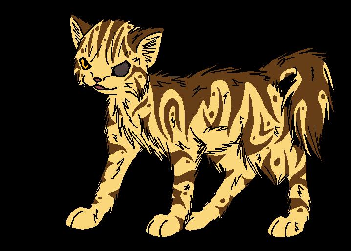 One warrior cat wiki. Eye clipart cat's