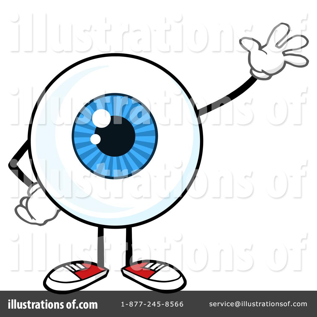 Eyeball illustration by hit. Eye clipart character