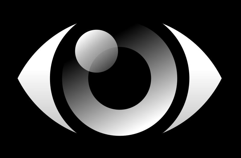 Free eyes icon justin. Clipart eye clip art
