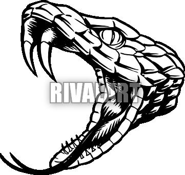 Cobra clipart sketches. Snake head clip art