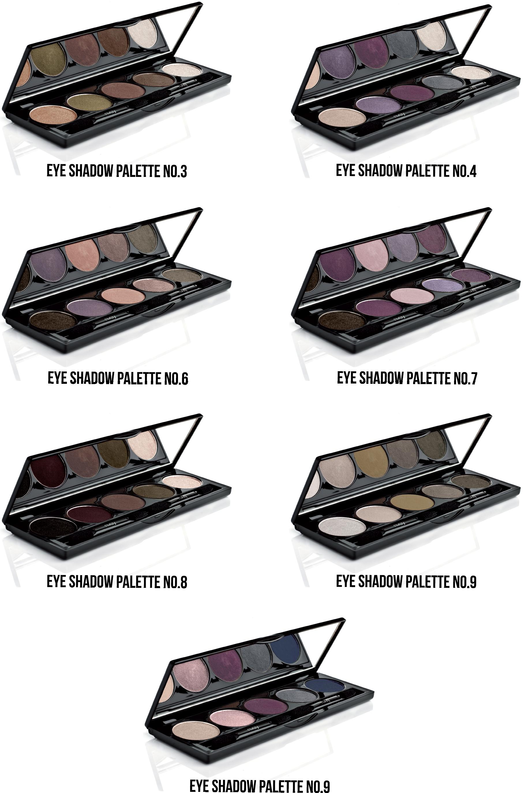 Eye clipart eye makeup. Eyeshadow palette nvey eco