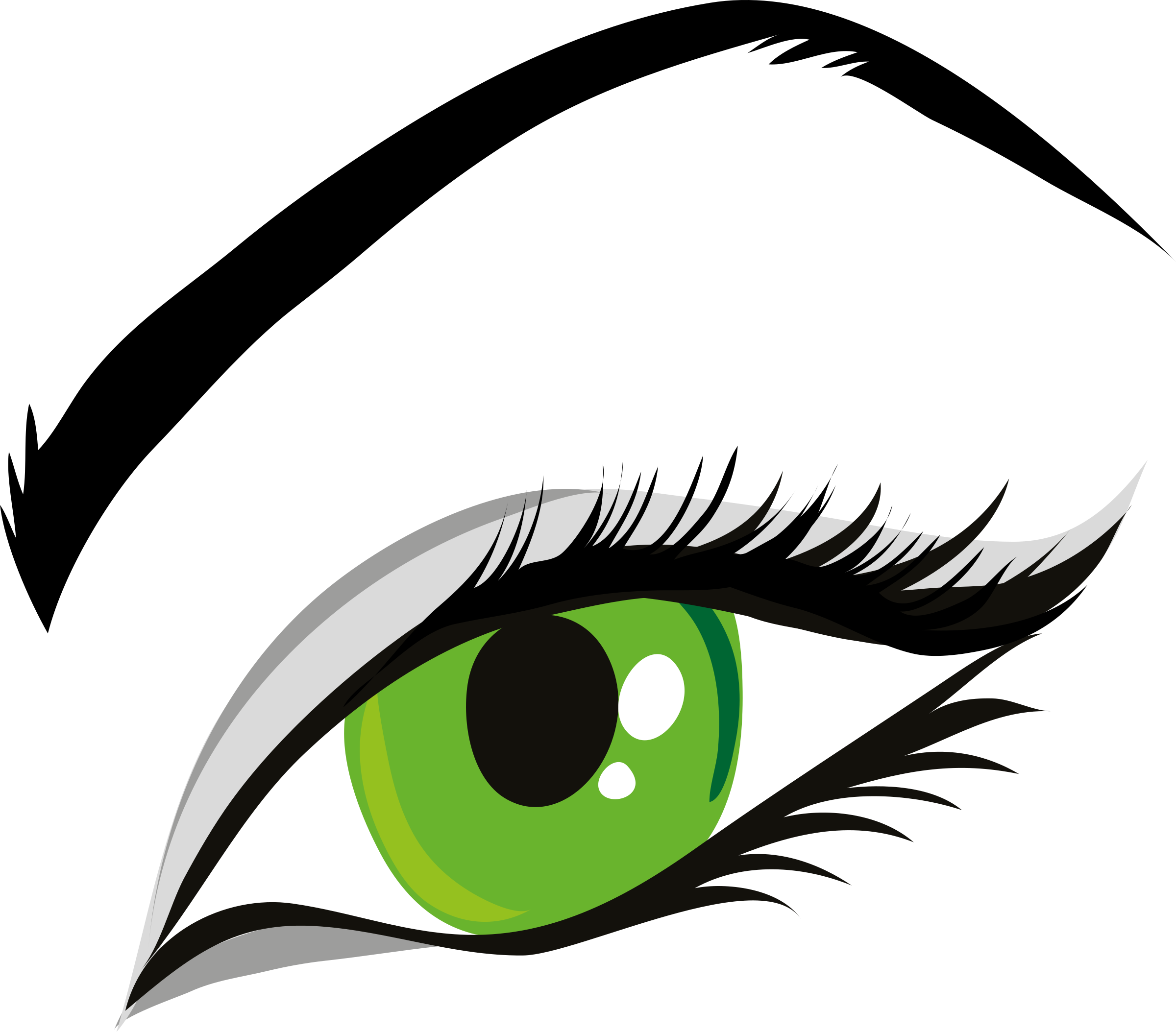 Eye big image png. Lady clipart eyes