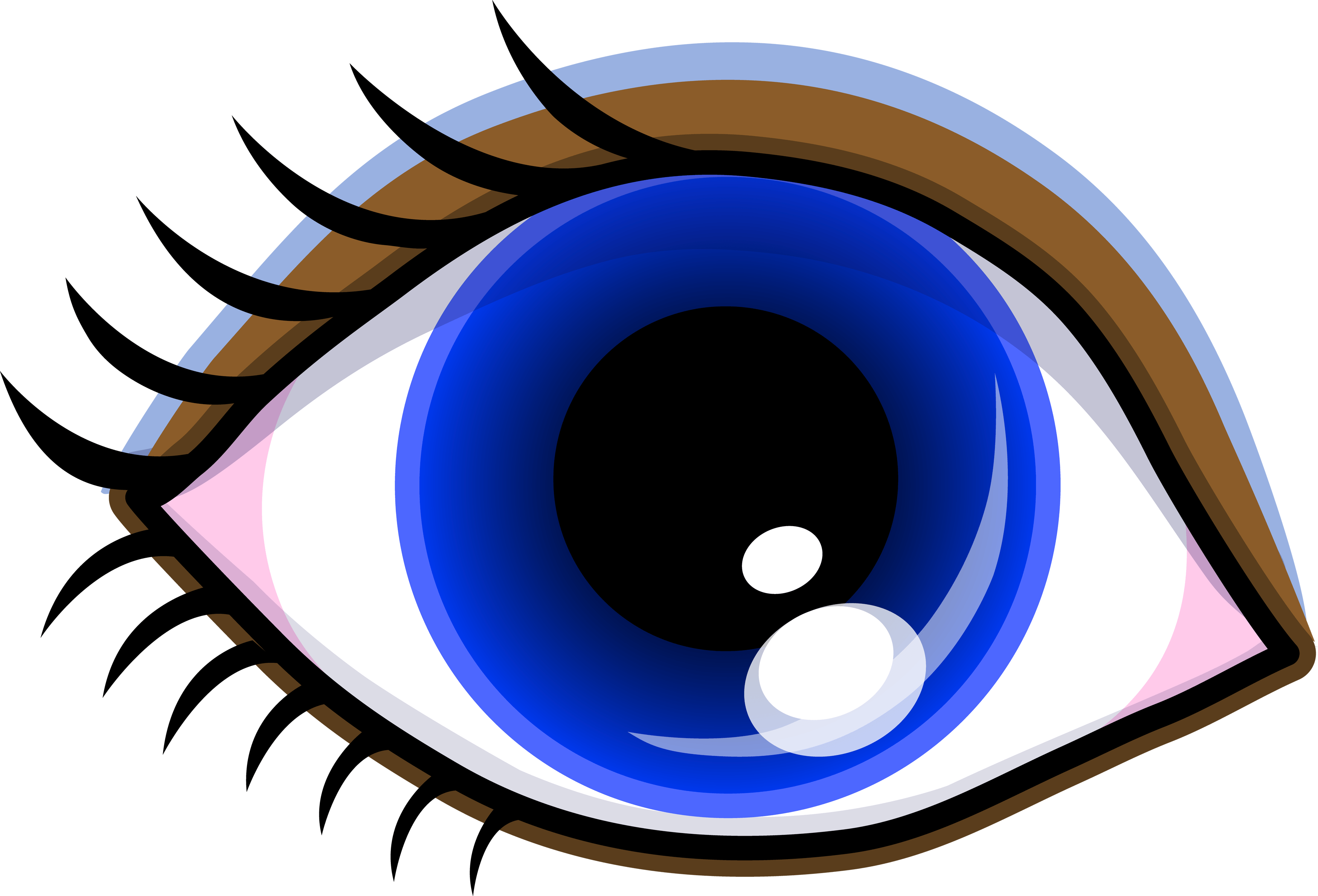 Anime eyes at getdrawings. Clipart puppy big eye