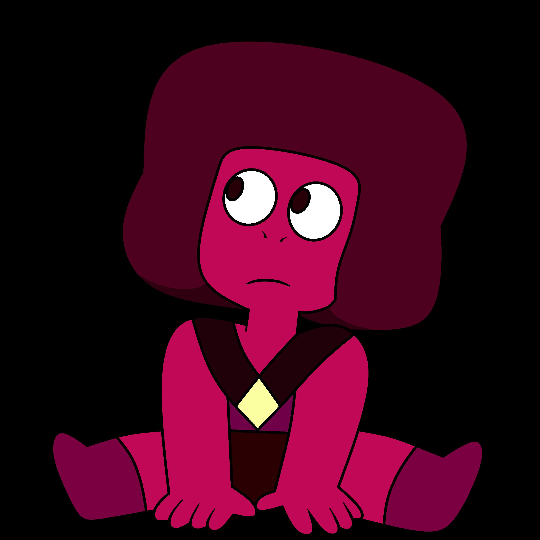 Ruby leggy steven universe. Confused clipart trivia