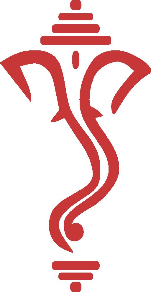 Lord ganesh silhouette google. Eye clipart ganpati