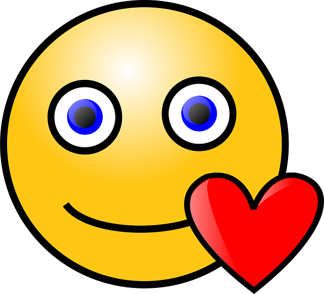 Clipart eye happy. Smiley customer pencil and