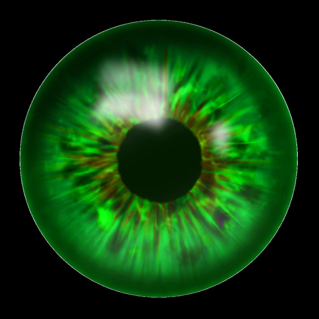 Green eyes png image. Eyeballs clipart beautiful eye