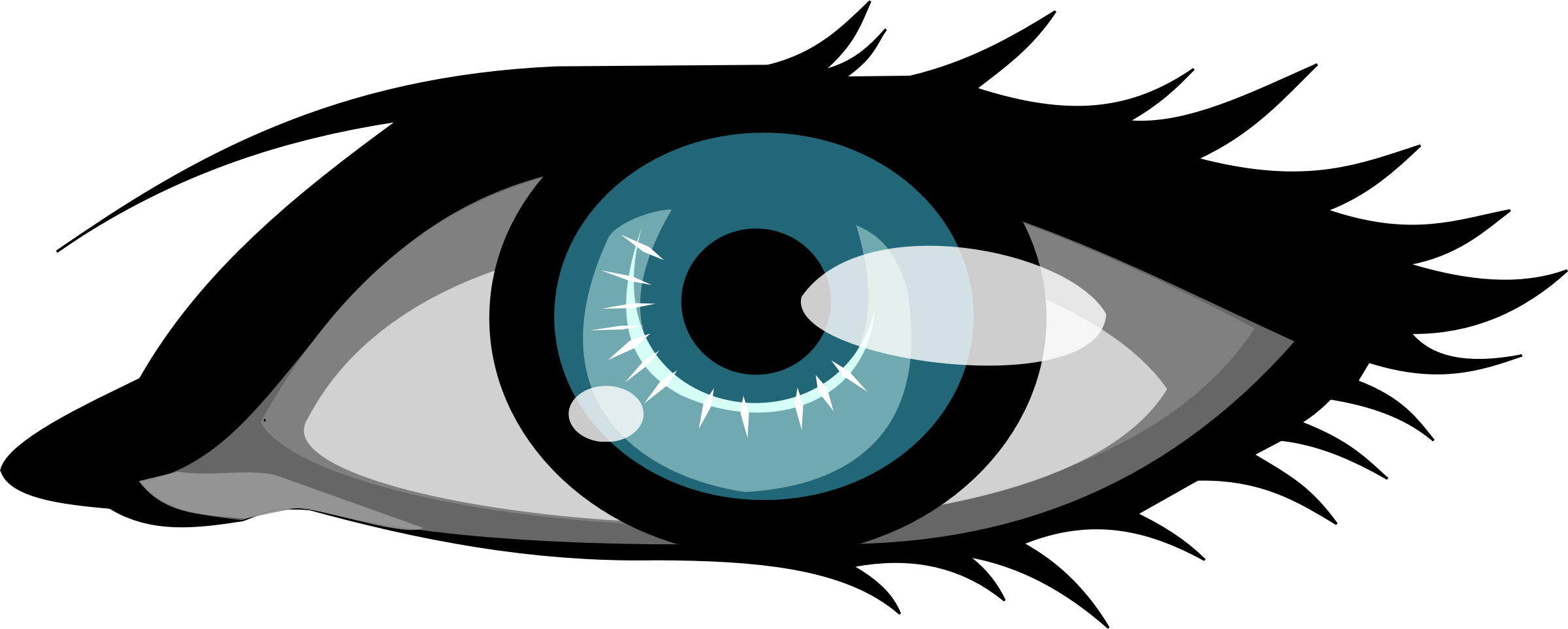 Picture clipart eye. Big image png