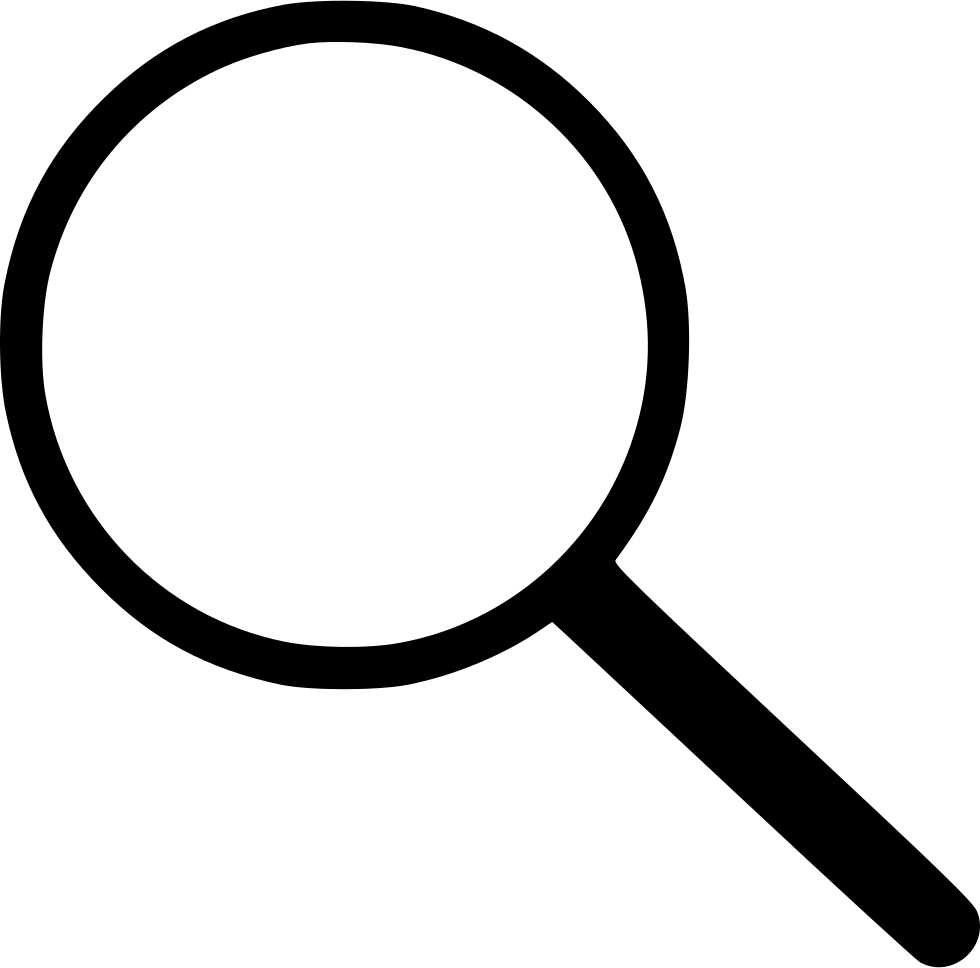 Clipart eye magnifying glass. Magnifier svg png icon