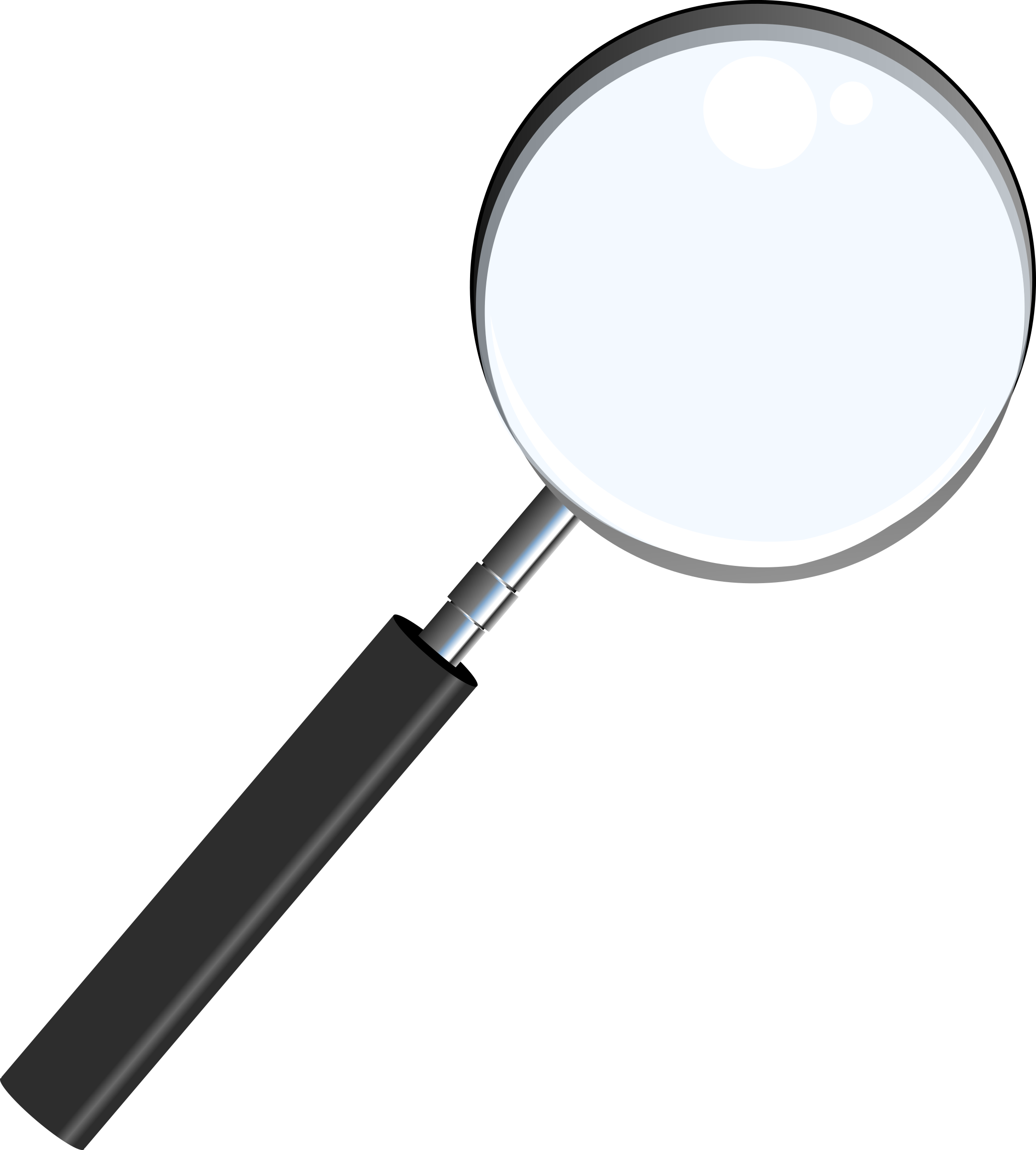 Detective clipart tool. Magnifying glass png transparent