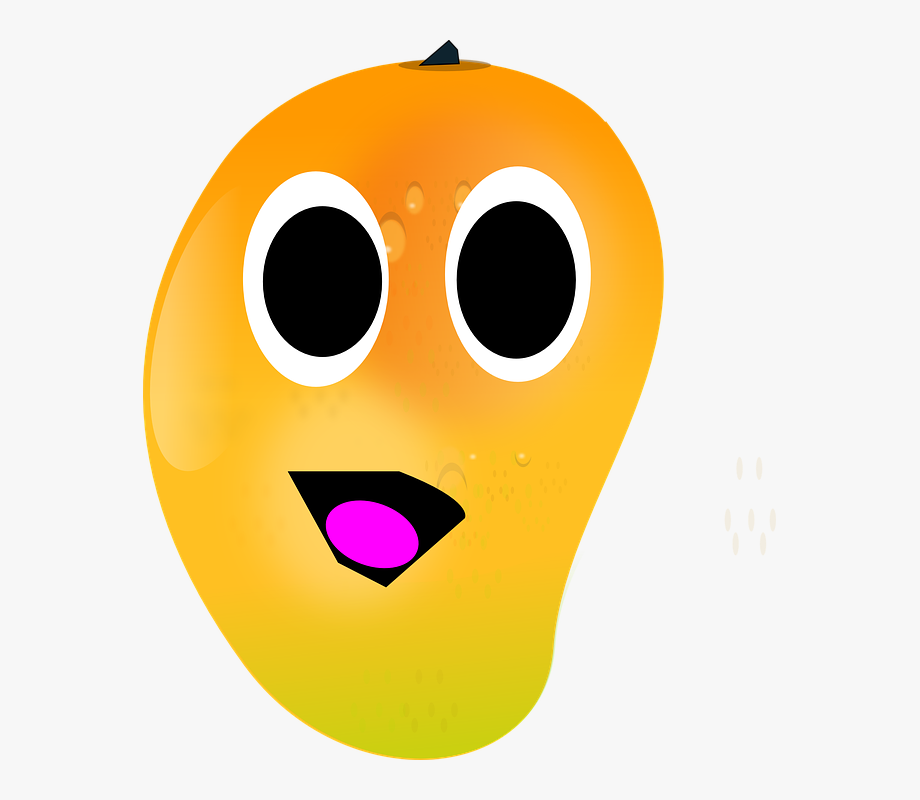 Clip art with transparent. Eyes clipart mango