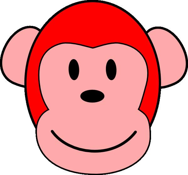 monkeys clipart easy