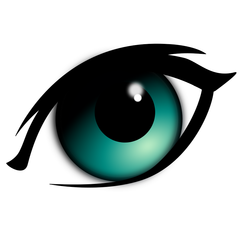 Eyes clipart brow. Eye transparent png pictures
