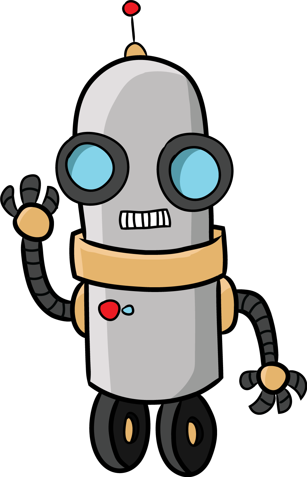 Free to share clipartmonk. Clipart mouse robot