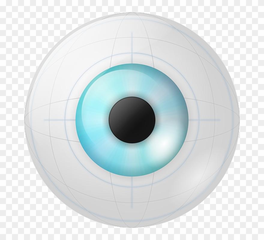 Eyeball clipart robotic eye. Robot the bionic png