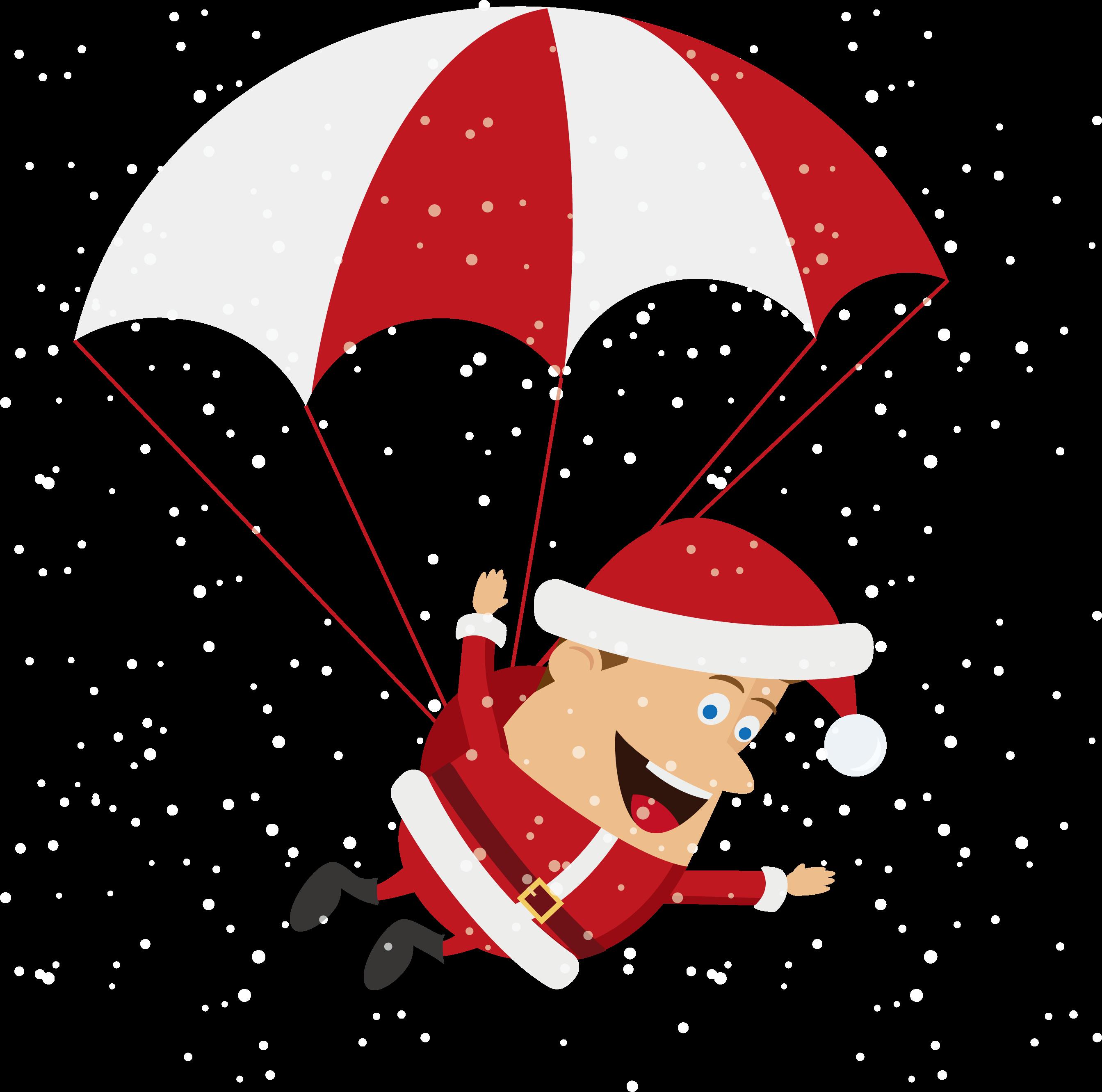 Eyes clipart santa claus. Christmas tree decoration cartoon