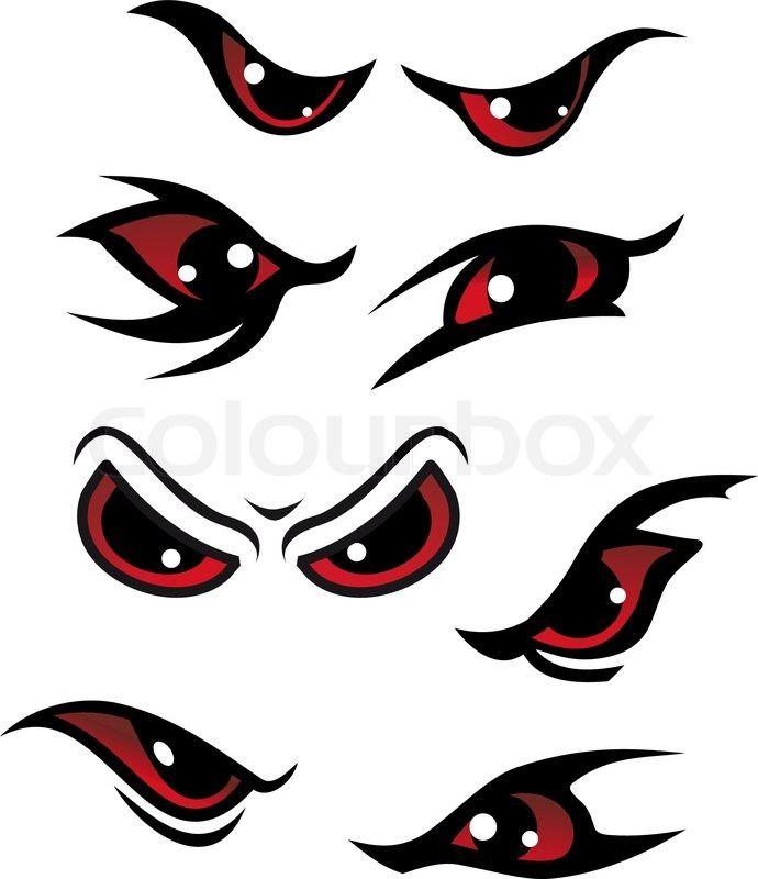 Eyes cartoon yahoo image. Clipart shark eye