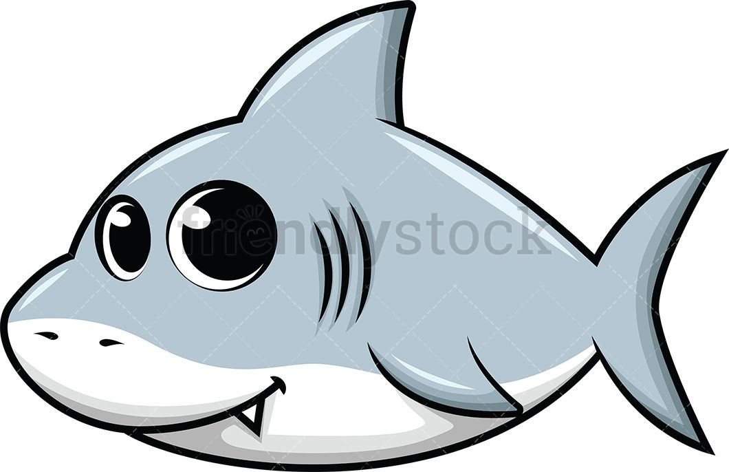 Cute baby svg files. Clipart shark adorable