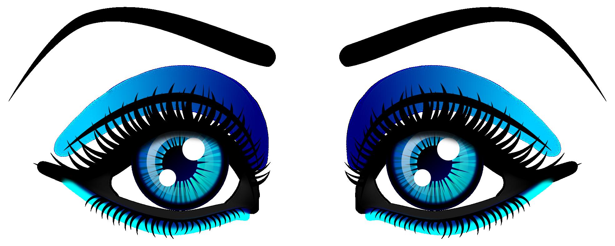 Eyes clipart banana. Eye free download on