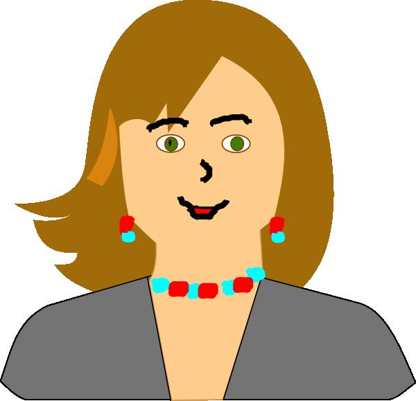 Clip art at clker. Clipart teacher cartoon