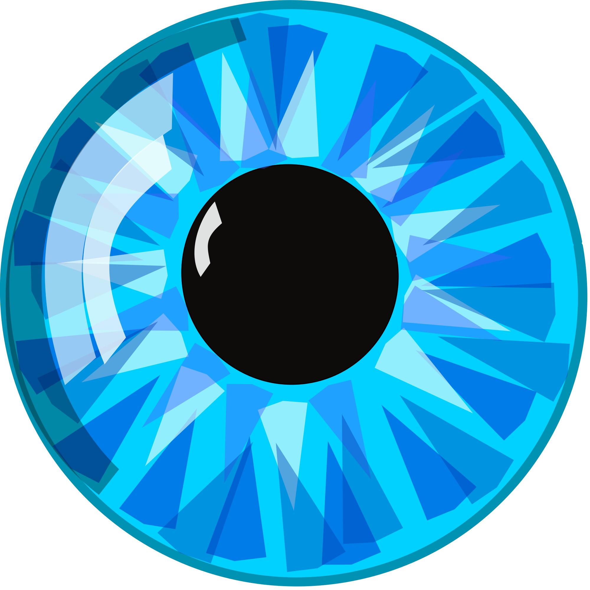 Eyes third eye graphics. Vision clipart learning