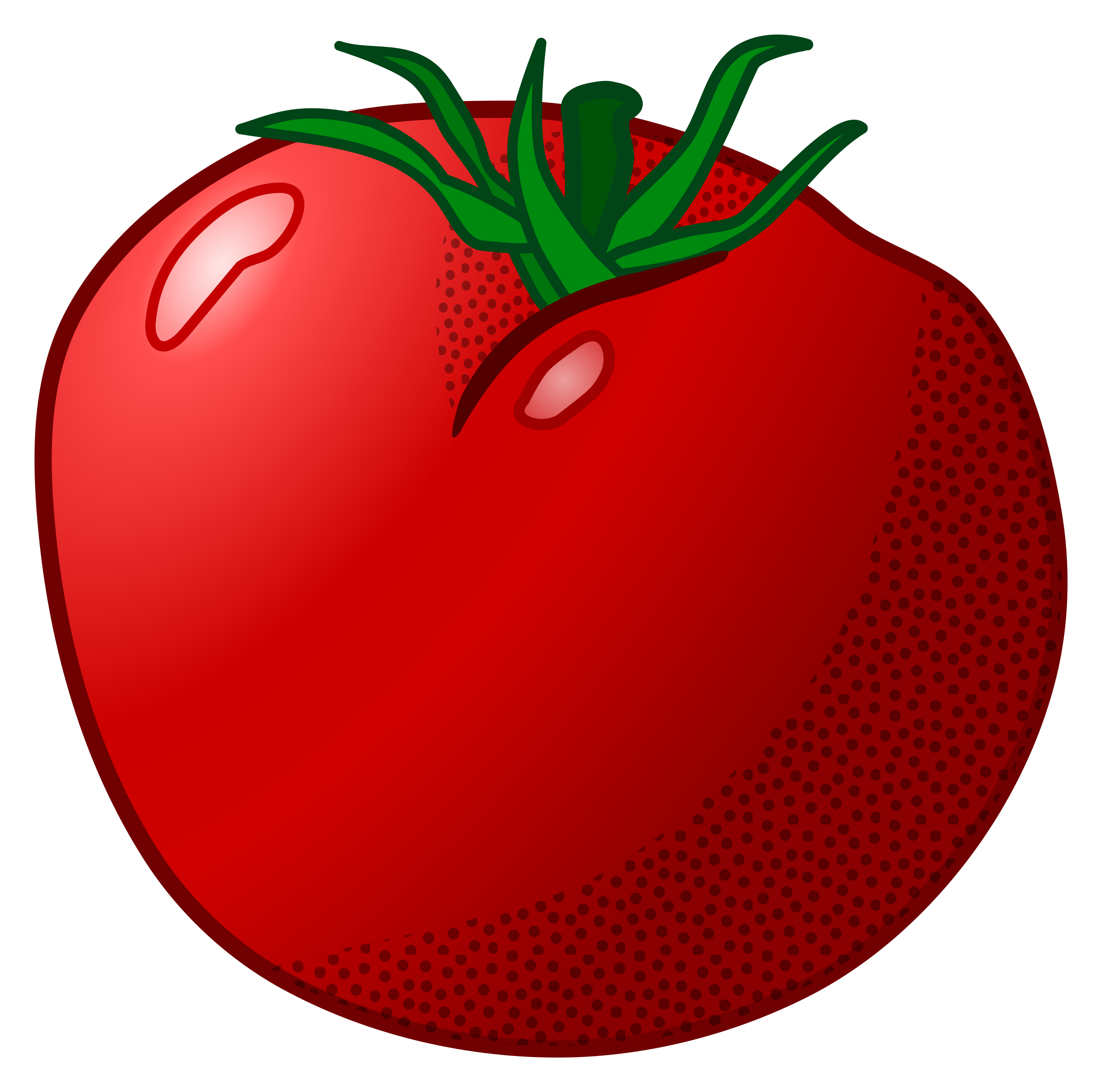 Tomatoes clip art free. Strawberries clipart vegatable