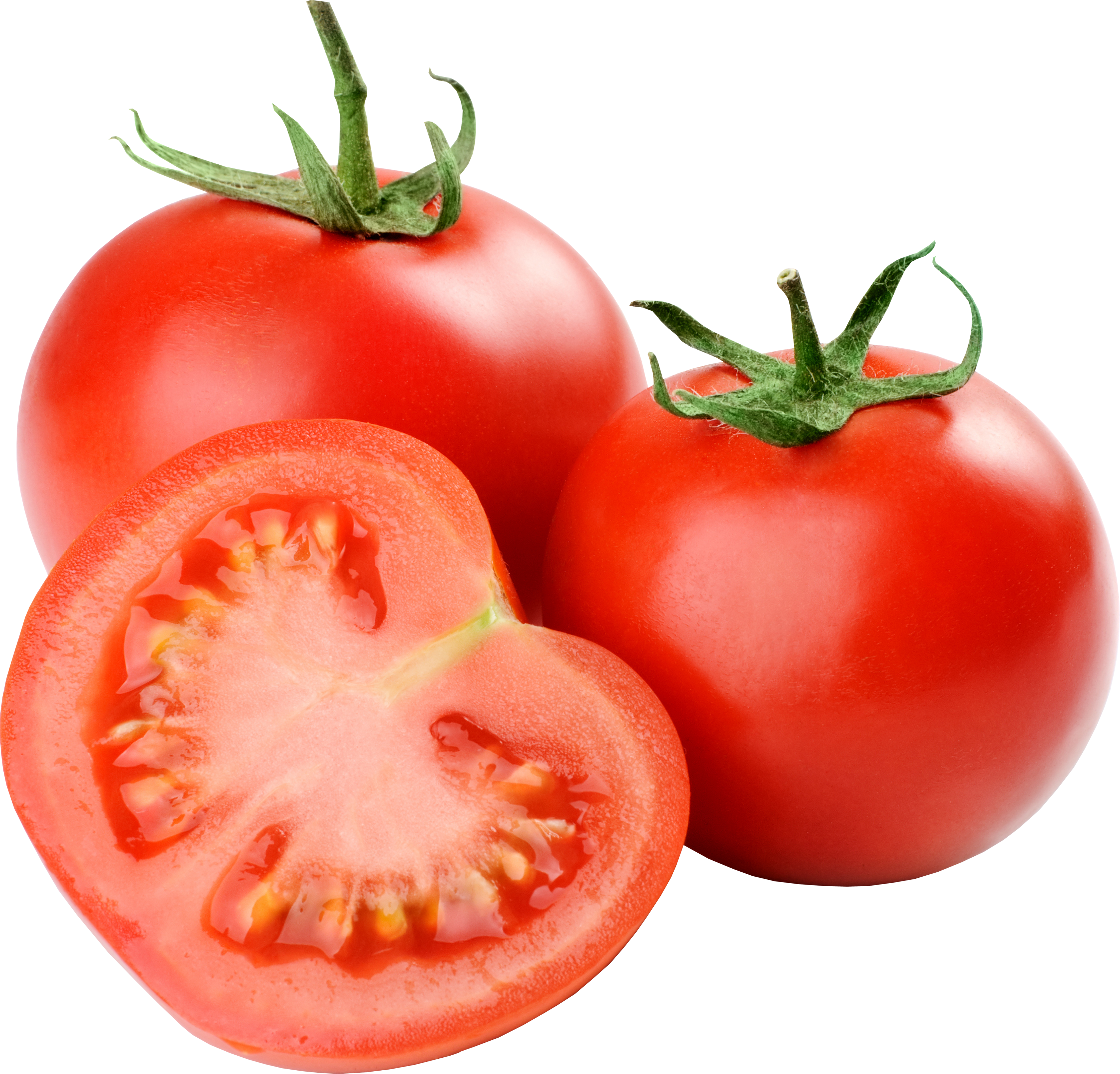 Tomato png hd transparent. Tomatoes clipart fresh