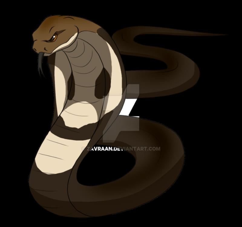 Cobra clipart standing. King at getdrawings com