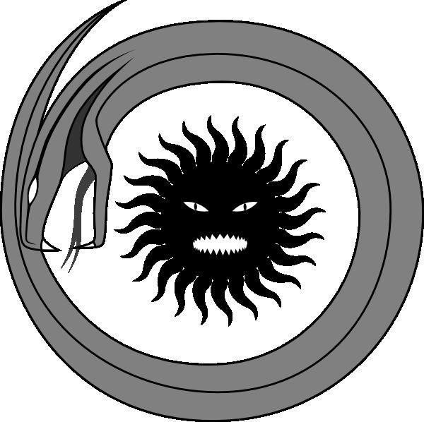 Stranger sun clip art. Clipart eyes viper